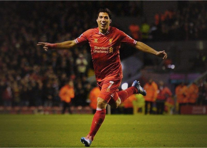 Arsenal launched a controversial bid to sign Suarez in 2013