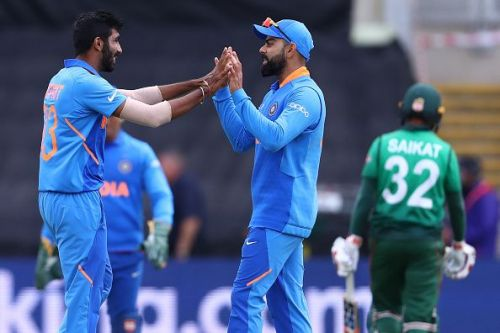 Two pivotal cogs for India in the ICC Cricket World Cup 2019