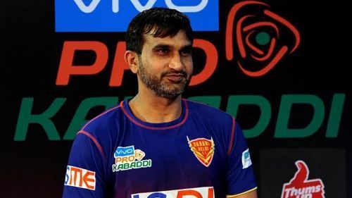 Joginder will captain the Delhi squad for the upcoming season