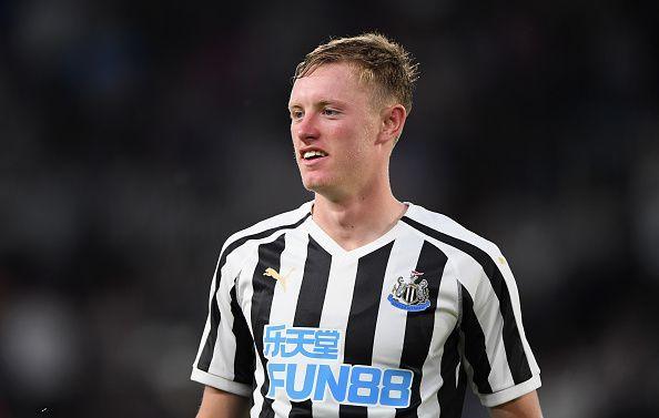 Sean Longstaff - Newcastle United