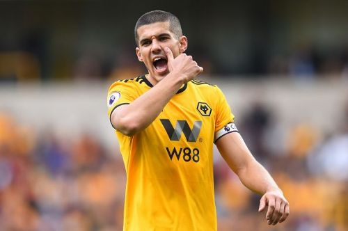 Conor Coady is a product of Liverpool's youth academy.