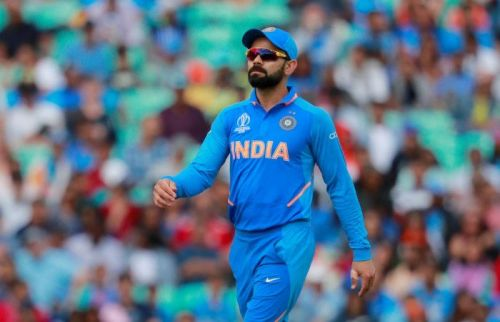 Virat Kohli was brilliant as a skipper on the field throughout the World Cup