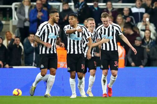 Could Newcastle find themselves in trouble in the upcoming season?