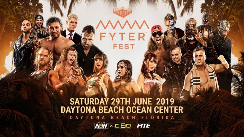 Fyter Fest had some great highs