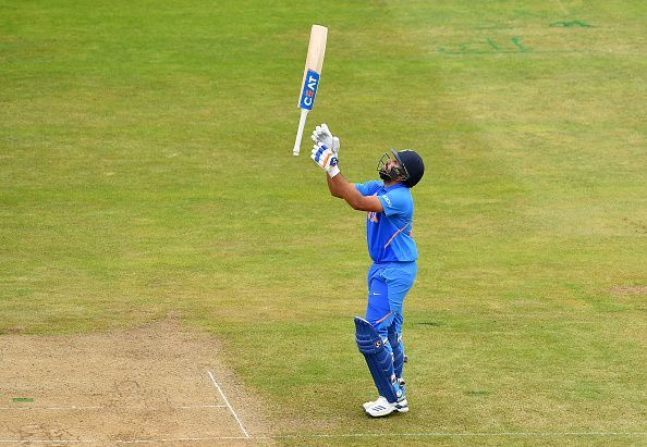 Rohit Sharma has been in the form of his life at the ICC World Cup 2019