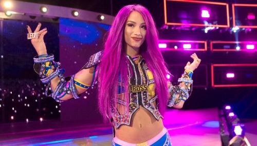 Could Sasha Banks return to WWE at Extreme Rules?