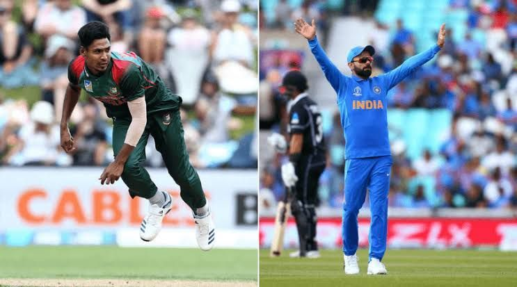 India vs Bangladesh - ICC CRICKET WORLD CUP 2019