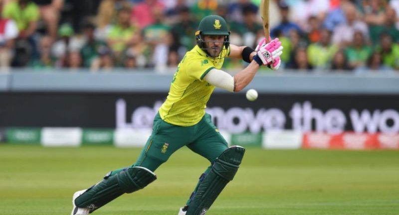 Faf du Plessis- ICC Cricket World Cup 2019 Source- wisden.com