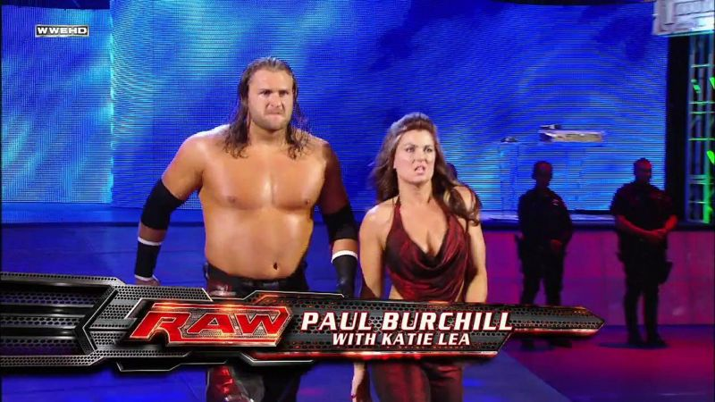 Paul Burchill portrayed a number of interesting gimmicks during his time in WWE