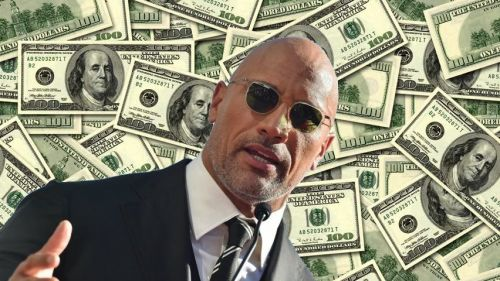 Wwe News The Rock S Earnings Revealed On Forbes 100