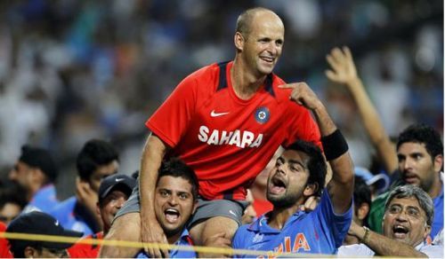 Will Gary Kirsten come back for another stint as the Indian coach?