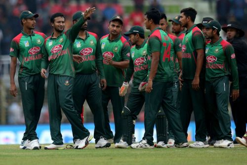 Bangladesh have given a tough fight to India in the recent past.