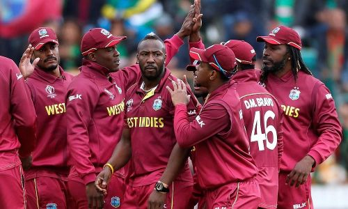 Three West Indies players feature on the list