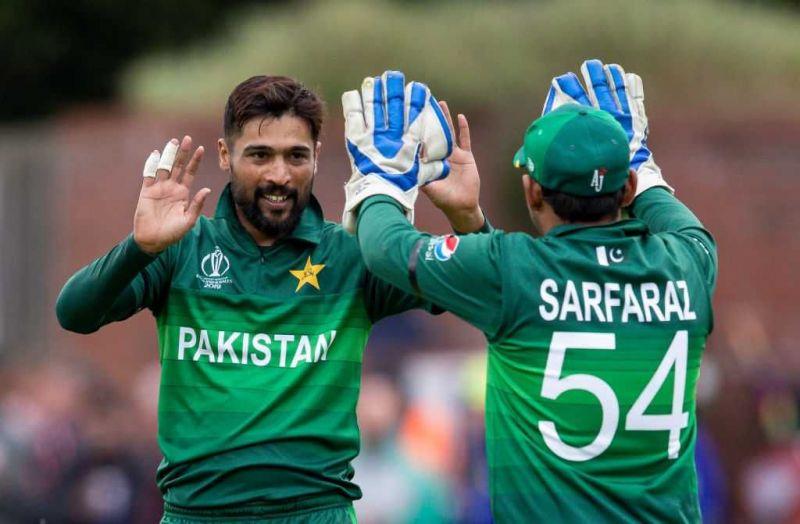 Pakistan vs Australia - World Cup 2019