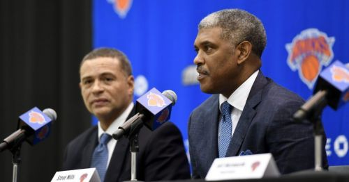 TheNew York Knicks front office is at fault yet again
