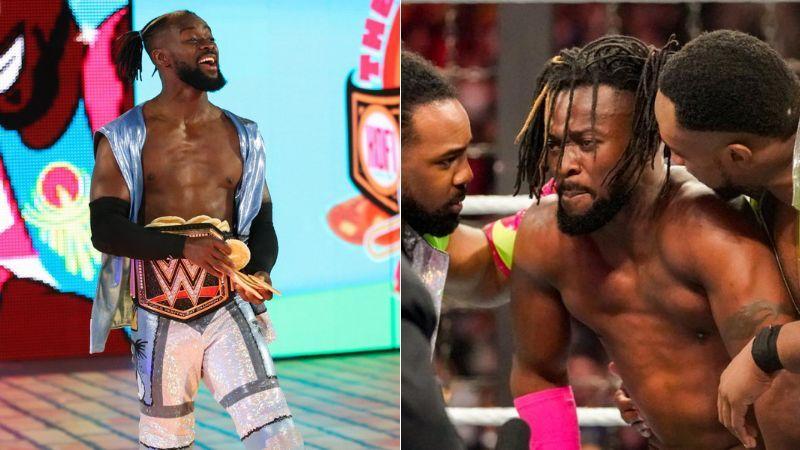 Kofi Kingston has hit the 100-day mark as WWE champion