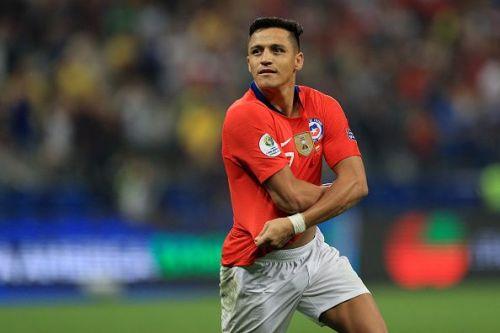 Sanchez had a hamstring injury