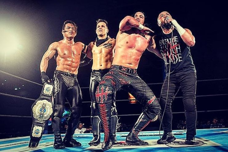 NJPW News: Bullet Club member turns his back on the faction, joins