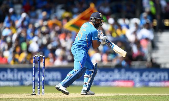 Rohit Sharma has five hundreds in this World Cup