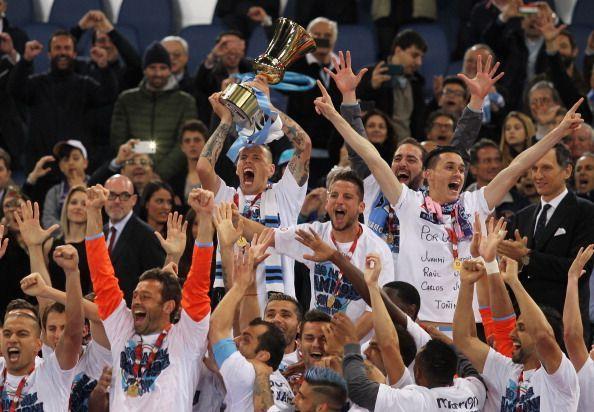 ACF Fiorentina v SSC Napoli - TIM Cup Final