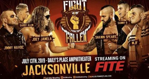 This match will showcase a lot of the varied talent in AEW.