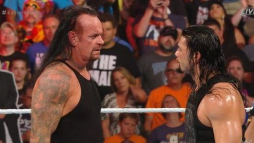 The Undertaker and Roman Reigns