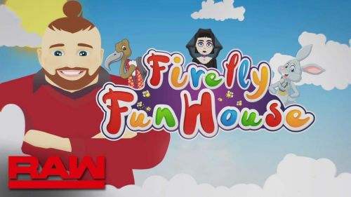 The Firefly Funhouse could be a cash cow for WWE!