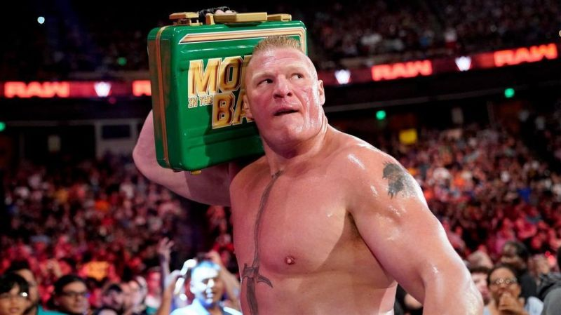Will Lesnar follow through and cash-in his Money in the Bank contract tonight?