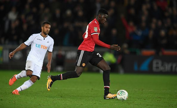 United could turn to Tuanzebe to solve their problems in defense