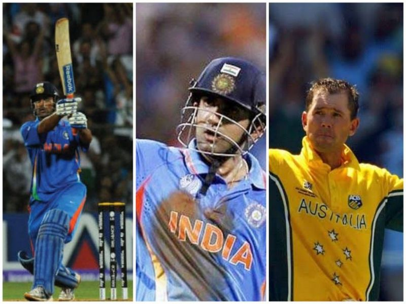 World Cup finals witnessed some of the memorable innings