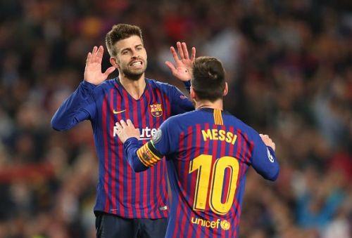 The Barcelona Duo