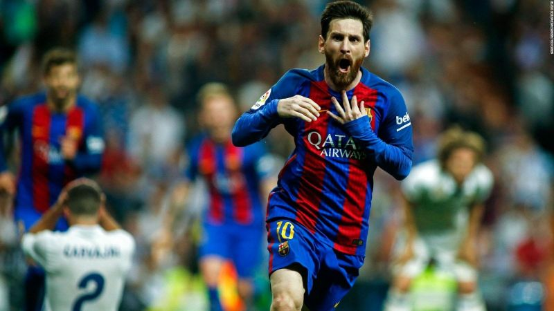 Messi has been indispensable to Barcelona over the last decade