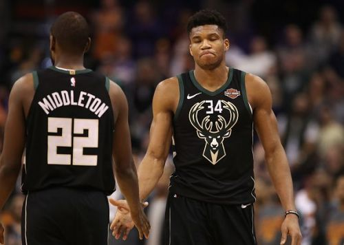 Middleton and Giannis