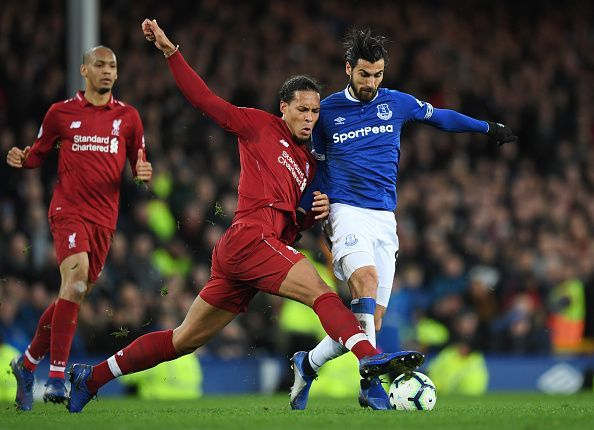 Everton FC v Liverpool FC - Premier League