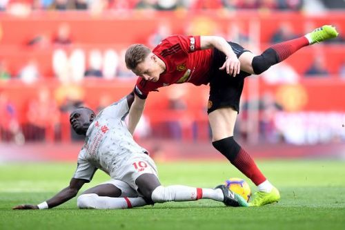 The Scot excelled under challenging circumstances against Liverpool.