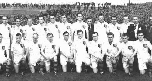 Mayo's 1951 All-Ireland Winning Team. (Image source: irishtimes.com).