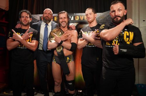Could Bischoff and Heyman shake the product to the core?