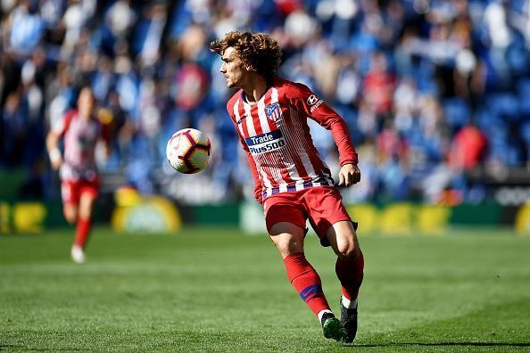 Barcelona has announced the signing of Antoine Griezmann