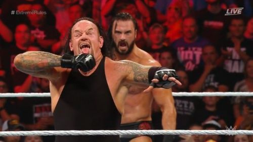 Here are a few interesting observations from WWE Extreme Rules 2019