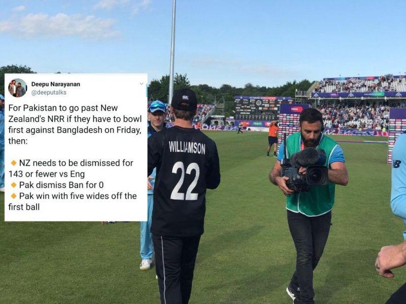 England vs New Zeland