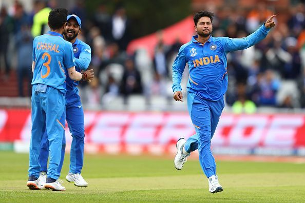 Kuldeep Yadav has endured a difficult World Cup campaign