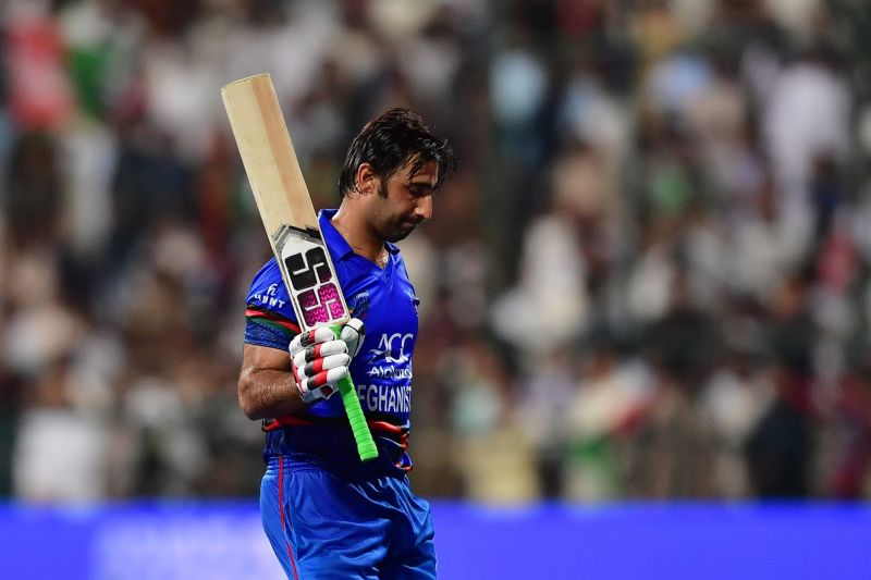 Asghar Afghan, who had been captain across all three formats will serve as Rashid's deputy.