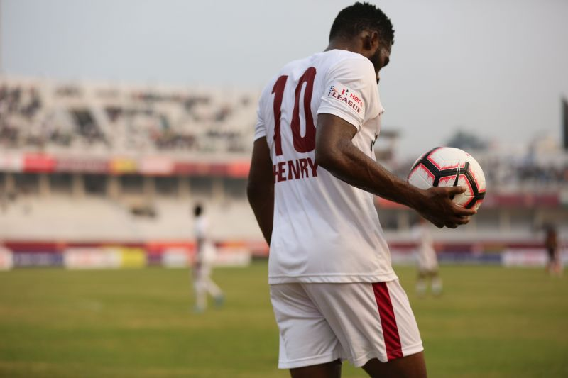 Henry Kisekka is on his way back to his former club Gokulam Kerala after a spell in Kolkata with Mohun Bagan
