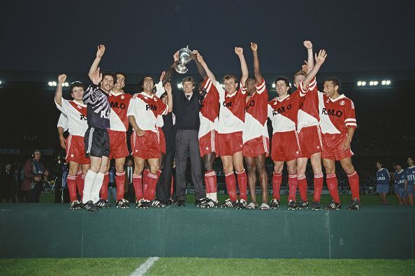 1991 Coupe de France Cup Final Marseille 0-1 Monaco
