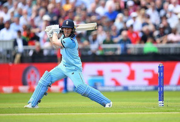 The man behind England