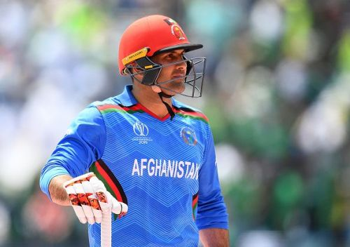 Mohammad Nabi was one of the few bright spots for Afghanistan at this tournament.