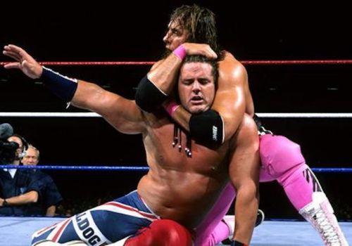 SummerSlam 1992: Bret 'The Hitman' Hart vs British Bulldog