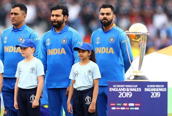 विश्व कप में भारत का सफर सेमीफाइनल में थम गया