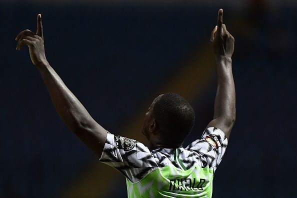 Ighalo was the star of the show