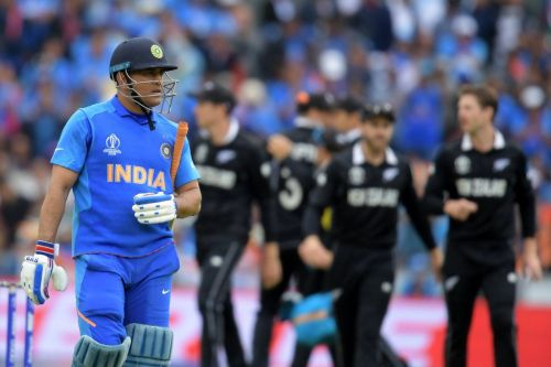 MS Dhoni might have come a little too